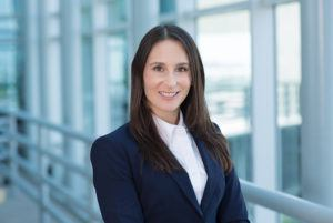 Courtney Wenrick banking and commercial litigation