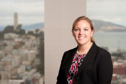 Mary Kamka commercial and financial services litigation