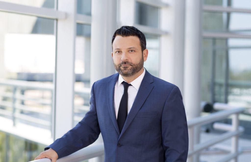 Matthew Esposito banking and financial litigation