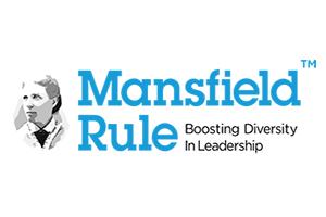 mansfield rule logo